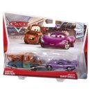Mattel Cars 2 Autíčka 2ks - Mater a Holley Shiftwell 2
