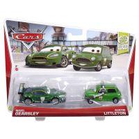 Mattel Cars 2 Autíčka 2ks - Nigel Gearsley a Austin Littleton 2