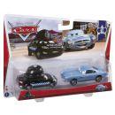 Mattel Cars 2 Autíčka 2ks - Speedcheck a Finn McMissile 2