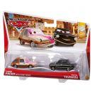 Mattel Cars 2 Autíčka 2ks - Tubbs Pacer a Tolga Trunkov 2