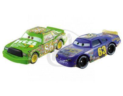 Mattel Cars 2 Autíčka 2ks - Chick Hicks a Transberry
