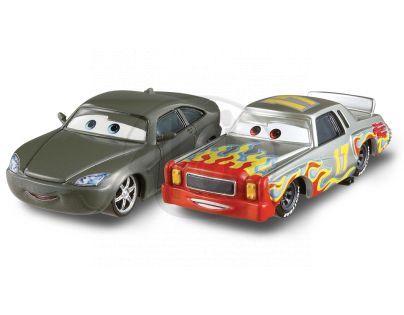 Mattel Cars 2 Autíčka 2ks - Cutlass a Cartrip