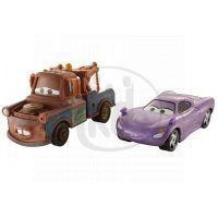 Mattel Cars 2 Autíčka 2ks - Mater a Holley Shiftwell