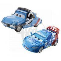 Mattel Cars 2 Autíčka 2ks - Raoul Caroule a Bruno Motoreau