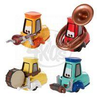 Mattel Cars 2 Autíčka 2ks - Topolino's Band
