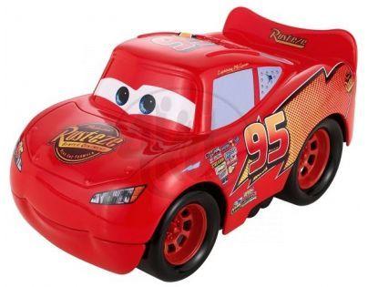 Mattel Cars Auto s veselými zvuky - Lightning McQueen