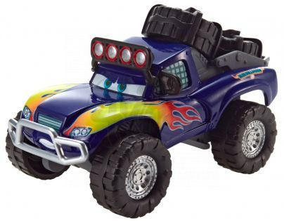 Mattel Cars RS 5 auto - Blue Grit