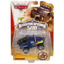 Mattel Cars RS 5 auto - Blue Grit 3