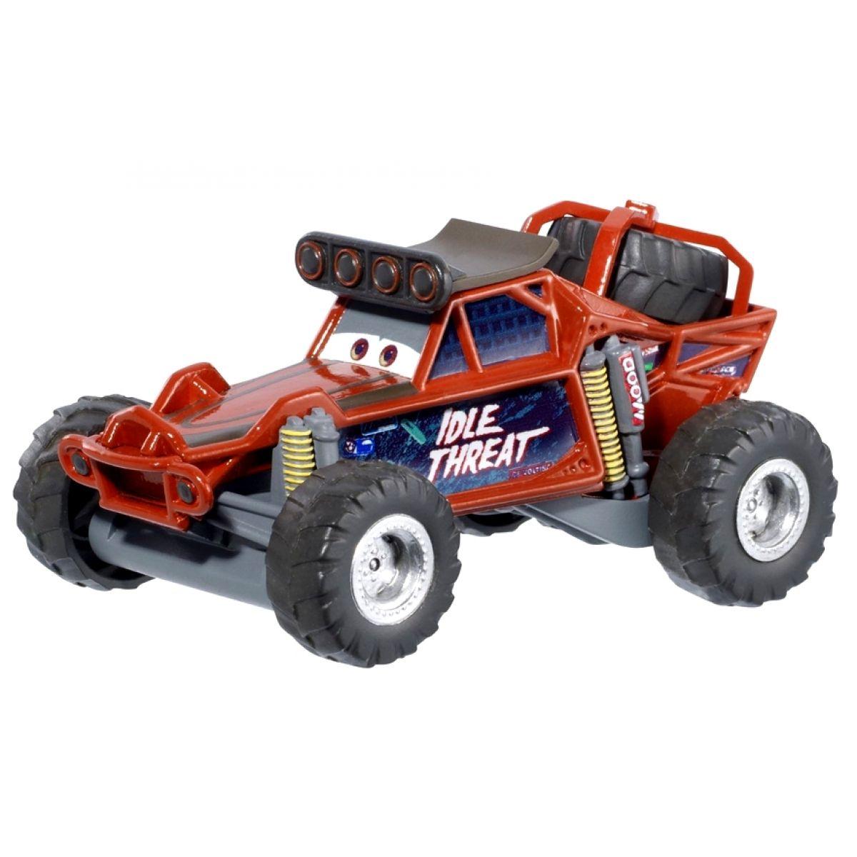 Mattel Cars RS 5 auto - Idle Threat