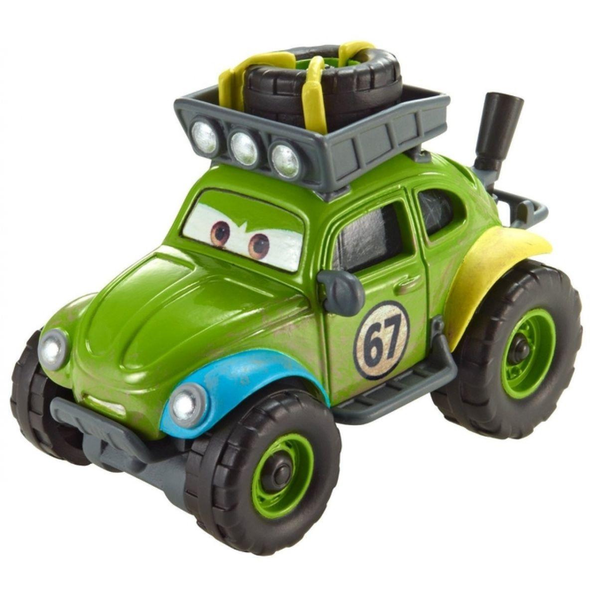 Mattel Cars RS 5 auto - Shifty Sidewinder