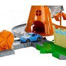 Mattel Cars Set Kardanová Lhota - Cozy Cone Spiral Rampway 4