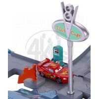 Mattel Cars Set Kardanová Lhota - Flo's V8 3