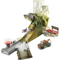 Mattel Cars Set Kardanová Lhota - Sarge's Stuntin 2