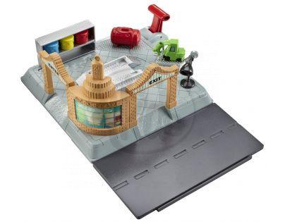 Mattel Cars Set pro údržbu aut - Ramonova lakovna