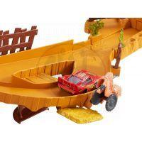 Cars Útěk před Frankem (Mattel CDR37) 2