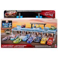 Mattel Cars Ultimátní vystřelovač 3