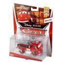 Mattel Cars Velká auta - Red Fire Truck 2
