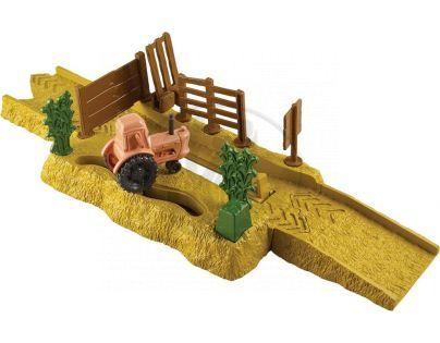 Mattel Cars Vystřelovač - Tractor Tippin