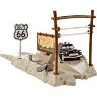 Mattel Cars Vystřelovač - Highway Hideout 4