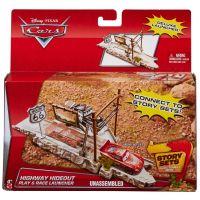 Mattel Cars Vystřelovač - Highway Hideout 6