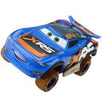 Mattel Cars XRS odpružený závoďák Barry DePedal