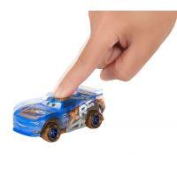 Mattel Cars XRS odpružený závoďák Barry DePedal 3