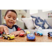 Mattel Cars XRS odpružený závoďák Barry DePedal 5