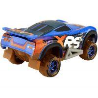 Mattel Cars XRS odpružený závoďák Barry DePedal 4