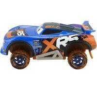 Mattel Cars XRS odpružený závoďák Barry DePedal 2