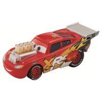 Mattel Cars xrs závodní dragster Lightning McQeen