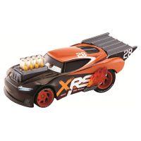 Mattel Cars xrs závodní dragster Nitroade