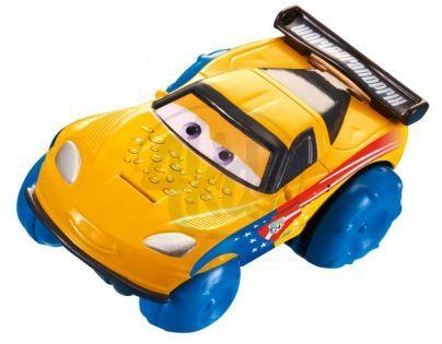 Mattel Cars závodní auto do koupele - Jeff Gorvette