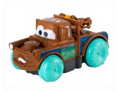 Mattel Cars závodní auto do koupele - Mater - Hook