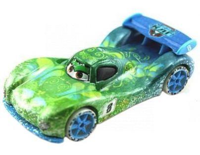 Mattel Cars Závody na ledě - Carla Veloso