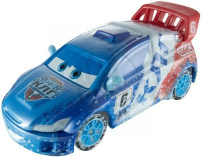 Mattel Cars Závody na ledě - Raoul Caroule