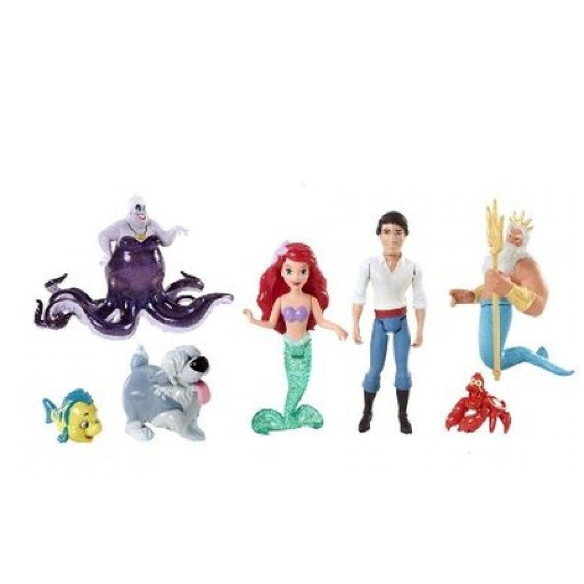 Disney Ariel minipanenky Mattel Y0943