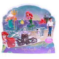 Disney Ariel minipanenky Mattel Y0943 2