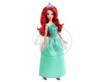 Disney třpytivá Ariel Mattel BBM22