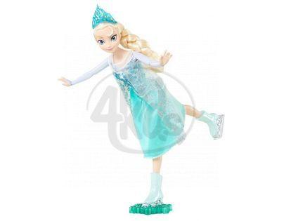 Mattel Disney Bruslařka - Elsa