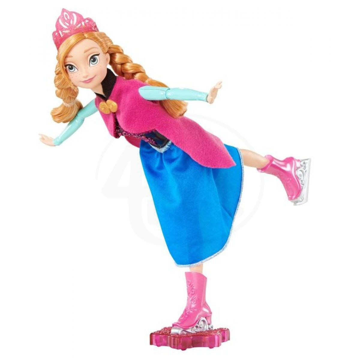 Mattel Disney Bruslařka - Anna