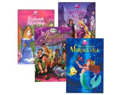 Disney knížka s pohádkou