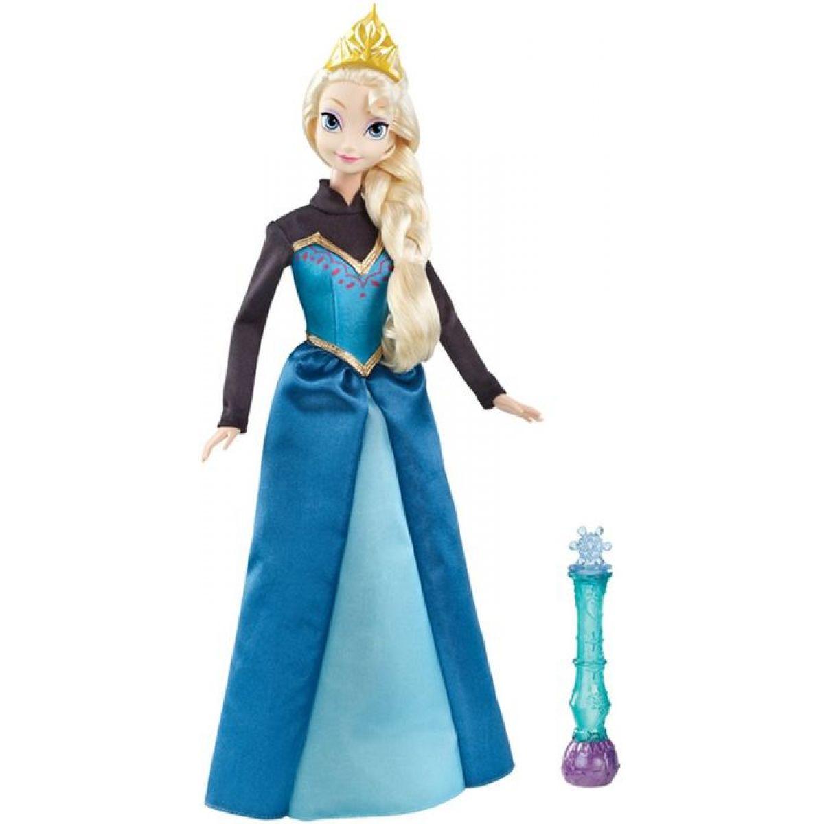 Mattel Disney Kouzelné šaty - Elsa