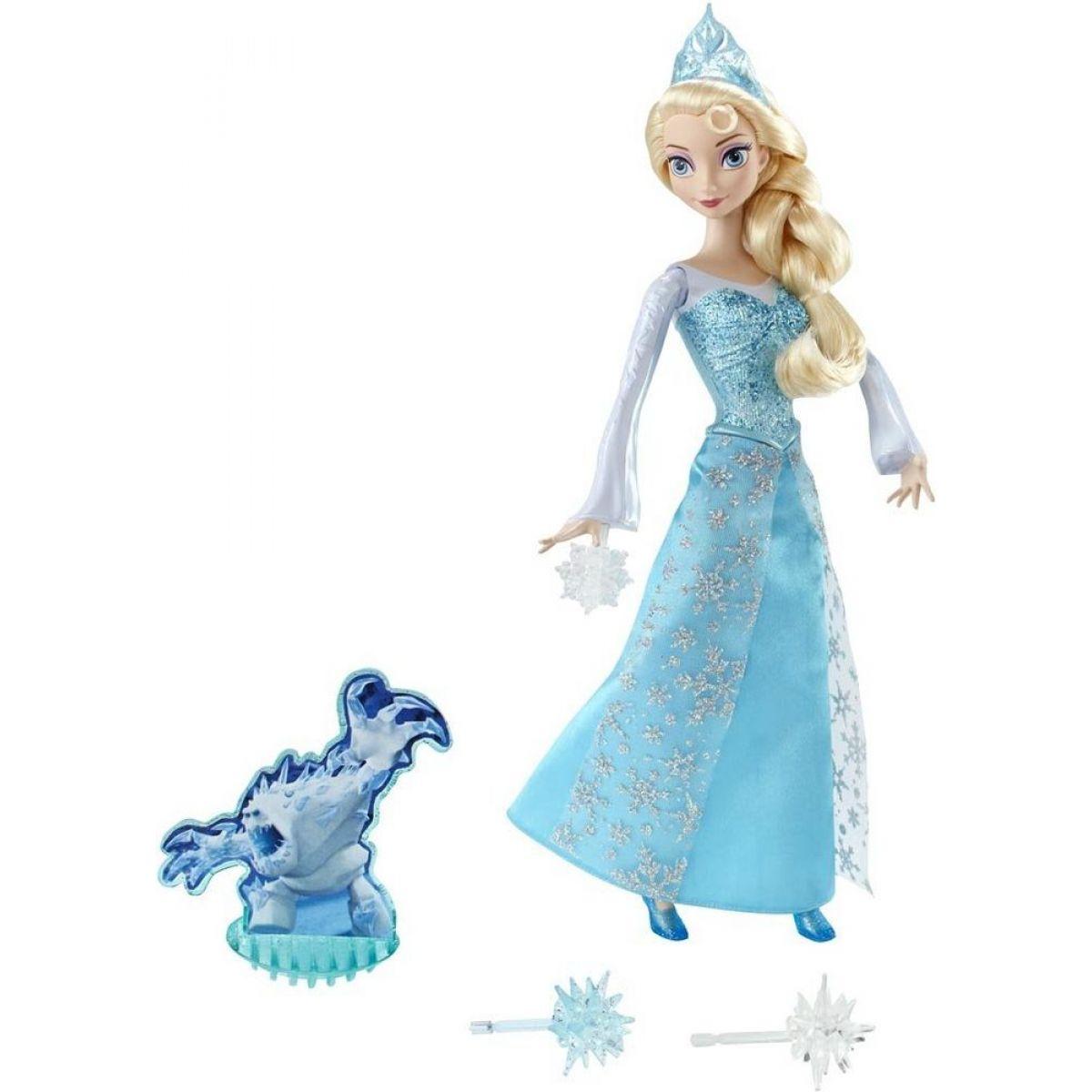 Mattel Disney Ledové království Zmrazující Elsa
