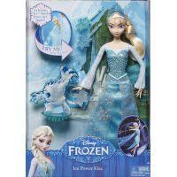Mattel Disney Ledové království Zmrazující Elsa 6