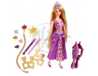 Mattel Disney Locika s nejdelšími vlasy - Namaluj a učeš