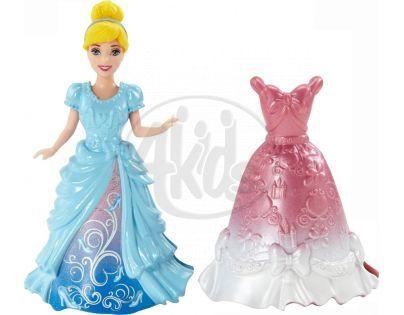 Mattel Disney Princezna s kouzelnými šaty - Popelka