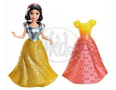 Mattel Disney Princezna s kouzelnými šaty - Sněhurka