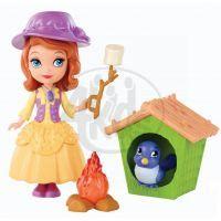 Mattel Disney Sofie s příslušenstvím - Dobrodružství pryskyřníkové jednotky