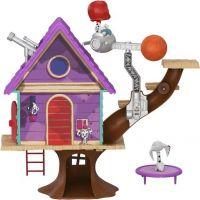 Mattel Domek na stromě herní set 101 dalmatinů 2