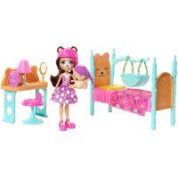 Mattel Enchantim Domácí pohoda v pokojíčku